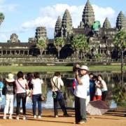 Du khách Trung Quốc gây bức xúc ở Campuchia