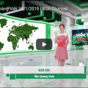 [Video] Niềm tin hàng Việt 14/1/2019