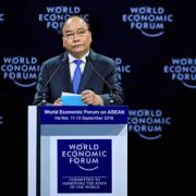 Thủ tướng tìm cơ hội cho Việt Nam ở Davos