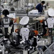 100 triệu công nhân Trung Quốc sắp 'lép vế' trước robot