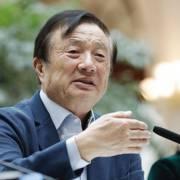 Nhà sáng lập Huawei hứa không do thám Mỹ