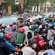 Ai đồng tình hạn chế xe cá nhân trước năm 2030?