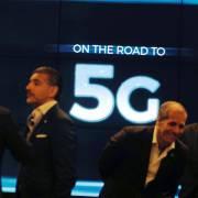 'Mỹ thua Trung Quốc trong cuộc đua xúc tiến 5G toàn cầu'