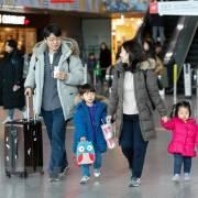 Hàn Quốc: Nhiều người vẫn đi làm trong dịp Tết