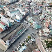 Vài trăm triệu một m2 đất trung tâm Đà Lạt