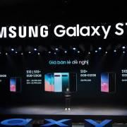 Samsung lên tiếng về vụ 'Galaxy S10 tự bốc cháy'