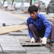 Hà Nội lại 'cải tạo vỉa hè' trên gần 300 tuyến phố