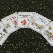 Tủ sách gia đình: Bộ sách 'Rèn luyện thói quen tốt'