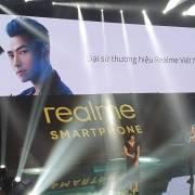 Realme 3 và đại sứ thương hiệu đầu tiên tại Việt Nam
