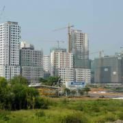 Vốn ngoại rót 1,1 tỷ USD vào bất động sản Việt