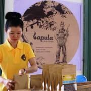 1.000 thành sôcôla hữu cơ Bapula – Vũng Tàu chuẩn bị đi Nhật