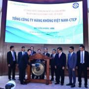 Hơn 1,4 tỷ cổ phiếu của Vietnam Airlines chào sàn HOSE