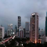 Jakarta chìm nhanh nhất thế giới, TP.HCM đứng thứ 3