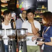 150 thương hiệu cà phê trong và ngoài nước tham gia VietNam Cafe Show