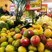 Xoài làm thay đổi gu trái cây của người Mỹ