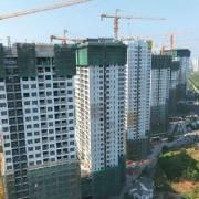 6 tháng qua cả TP.HCM chỉ có 3 dự án nhà ở mới