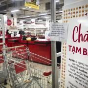 Saigon Co.op tiếp quản 18 siêu thị của nhà bán lẻ Pháp Auchan