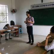 Chuyện học đường: Mùa hè, mùa các thầy cô về làng