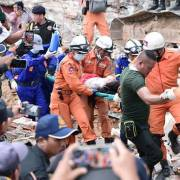 Campuchia thanh tra các công trình xây dựng sau vụ sập nhà cao tầng
