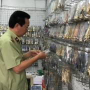 Đồng hồ được bán theo cân tại chợ đầu mối Ninh Hiệp, Hà Nội