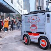 Xe tải tự lái được triển khai tại 10 thành phố Trung Quốc