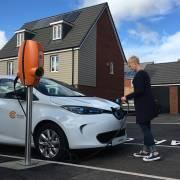 Xe điện – tương lai của ngành ô tô Anh