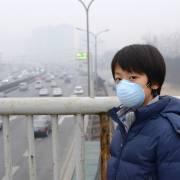 Ô nhiễm không khí làm phổi già nhanh hơn