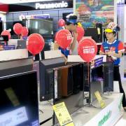 Mua sắm hàng điện máy trên mạng