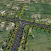 Chuẩn bị khởi công dự án thành phần đầu tiên của cao tốc Bắc-Nam