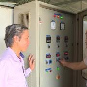 Nhờ sấy nhiệt mặt trời, nông sản Việt bớt lo…