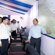Khởi công dự án đầu tiên trong tuyến cao tốc Bắc – Nam