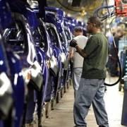 Ngành chế tạo Mỹ suy giảm lần đầu tiên kể từ năm 2016
