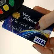 Nghỉ chơi với thẻ tín dụng 'đen'
