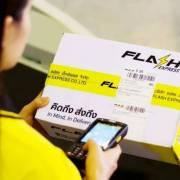 Alibaba làm rung chuyển thị trường giao hàng nhanh 6 tỷ USD của Thái Lan
