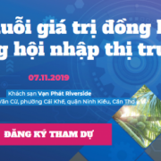 Hai workshop trước thềm Mekong Connect 2019