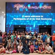 Hoạt động của AI ở Singapore