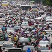 Hà Nội có thể dừng đăng ký xe máy tại một số quận trung tâm