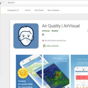 Ứng dụng kiểm tra mức độ ô nhiễm không khí AirVisual quay lại Việt Nam