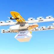 Google thử nghiệm giao hàng bằng máy bay không người lái