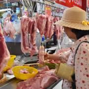 Căng thẳng giá thực phẩm Tết