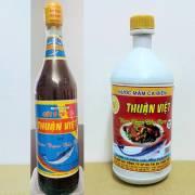 Ngon hơn, an toàn hơn với nước mắm Thuận Việt!