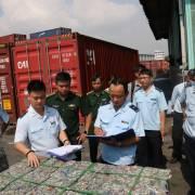 Chặn 100 tấn nhôm phế liệu chuẩn bị xuất lậu sang Hàn Quốc
