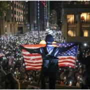 Tổng thống Trump ký ban hành luật ủng hộ người biểu tình Hong Kong