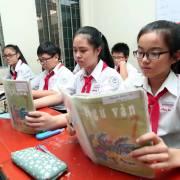 Trần Vấn Lệ: Dạy môn văn là mở đường đi đến trái tim