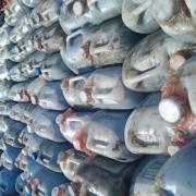 13 xe tải chở phế liệu lậu từ Campuchia vào Việt Nam