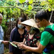 'Uber nông nghiệp': biến mảnh vườn nhỏ thành cơ hội lớn
