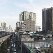 Nền kinh tế Thái Lan đang gần kề với suy thoái