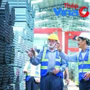 Công ty cổ phần sản xuất Thép Vina One