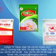 Công ty TNHH xuất nhập khẩu thương mại công nghệ dịch vụ Hùng Duy