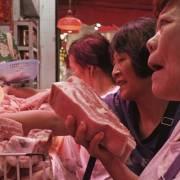 Trung Quốc mở kho thịt đông lạnh 40.000 tấn để ăn tết